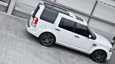 The RS (Discovery) for Land Rover Discovery 2009 - 2013 by Project Kahn, including Pair of Vented Front Air Dams and Pair of Vented Rear Air Dams New Land Rover, Land Rover Defender, Land Rover Discovery 2015, 2015 Honda Fit, Kahn Design, Range Rover Sport, Range Rovers, Bmw Alpina, Jaguar Land Rover
