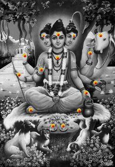 Shiva Art, Shiva Shakti, Mahakal Shiva, Krishna Art, Hindu Art, Lord Shiva, Sai Baba Wallpapers, Lord Vishnu Wallpapers, Shri Hanuman