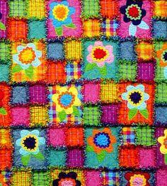 Quilt Rag Quilts on Pinterest | 1166 Pins