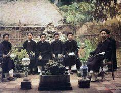 REDS.VN - Những bức ảnh màu hiếm có về Việt Nam đầu thế kỷ 20