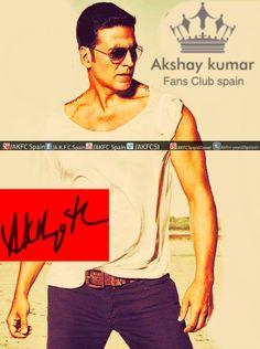 Big Arm Ka shehanshah The Asli Boss Akshay Kumar sir ♥ !!!