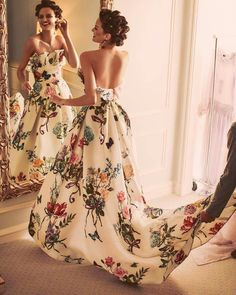 The most stylish wedding guest dresses for spring 16 - Frisuren Hochzeitsgast Evening Dresses, Prom Dresses, Formal Dresses, Wedding Dresses, Floral Evening Gown, Pretty Dresses, Beautiful Dresses, Going Out Dresses, Dress Brands
