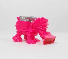 Monster In My Pocket - Space Aliens - 181 Saturn Scumsucker - Toy Figure