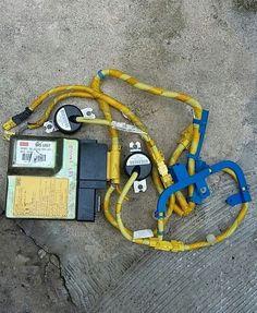 9497 Honda Accord CD6 SiR JDM ABS Control Unit Module ECU