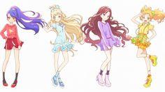 Aikatsu! Stars S4