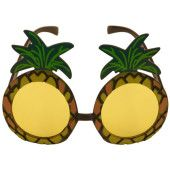Women's Sunglasses Fruit Pineapple Funny Crazy Cute Fancy Dress Glasses Novelty Costume Party Sunglasses Fashion Accessories #20 High Resilience Women's Glasses