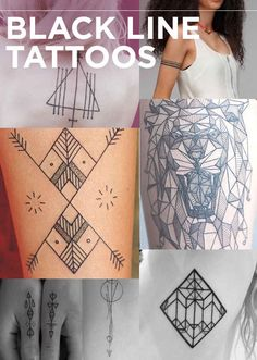 13 types of tattoos!! Amazing :)