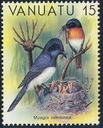 Vanuatu Stamp