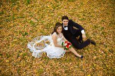 Monica & George, fall wedding Fall Wedding, Wedding Dresses, Fashion, Blush Fall Wedding, Bride Dresses, Moda, Bridal Gowns, Fashion Styles