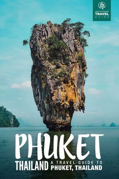 What to Know About Phuket Phuket is Thailand's largest island, with an area of 570 square kilometers. It is also Thailand's only island, a stand-alone province. Phuket is one of the mos… Phuket Travel Guide, Thailand Travel Tips, Asia Travel, Hawaii Travel, Italy Travel, Croatia Travel, Pet Travel, Vietnam Travel, London Travel