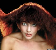 Kate Bush - possibly the best album photo ever !!!