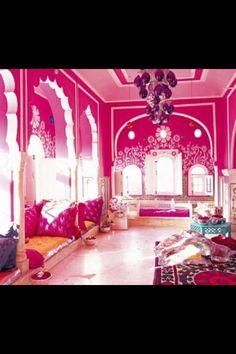 Sleepover room for my future girls! I wish!