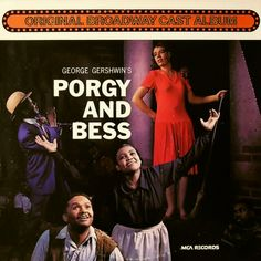 Porgy and Bess Original Cast - more: szatrawski.blogspot.com