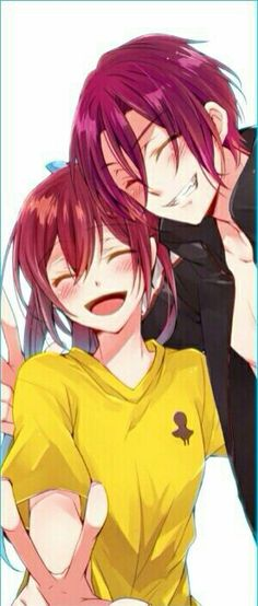 Best Brother  Sister Award goes to Rin  Gou!