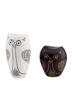 Kate Spade woodland park owl salt & pepper set $30.00