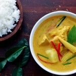 Rachel Cooks Thai: Yellow Curry with Chicken and Potatoes | Gang Garee Gai | แกงกะหรี่ไก่ — rachelcooksthai