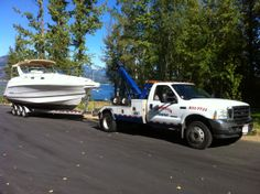 Sorrento Towing does commercial hauling which is moving anything that is classified as commercial purpose or use.  There are a lot of companies, like road side assistance packages, that don't cover commercial vehicles if you need Salmon Arm towing.  So they classify it a little bit different, so that is why you will see it listed differently on paperwork.  Commercial hauling by insurance companies standards is emergency vehicles, ambulance.  FMI go to sorrentotowing.ca