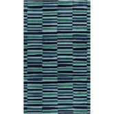 Found it at Wayfair - Young Life Geometric Navy Area Rug