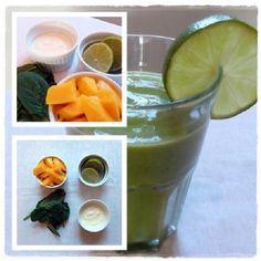 #smoothie #lime #spinat #nrkmat #følgenfoodie #matbloggerne #gastrolabben