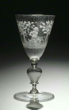 Goblet. Nederlands  1685