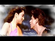 Song : Tumhe Jo Maine Dekha (Remix)  Movie : Main Hoon Na  Singer : Abhijeet, Shreya Ghosal  Starcast : Shahrukh Khan, Sushmita Sen, Sunil Shetty, Zayed Khan, Amrita Rao  Music Director : Anu Malik  Lyricist : Javed Akhtar  Music On : T-Series    Enjoy and stay connected with us!!     SUBSCRIBE T-Series channel for unlimited entertainment  http://www.youtu...