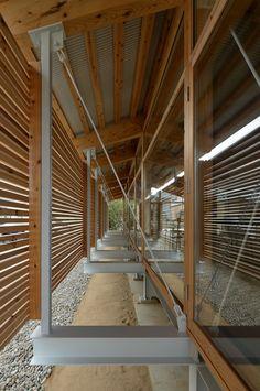 Hutte NANANA / Haruyuki Maruyama Architect Photos... - Fragments of architecture