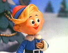 I have an elf complex.  I've always thought I look exactly like Hermey the Elf.  :)