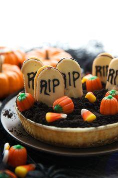 RIP Graveyard Cheesecake