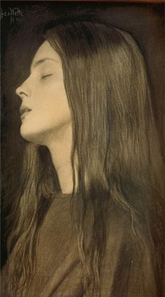 fleurdulys:   Douleur - Antoon van Welie 1895