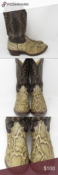 da578f58f3c 24 Best Snakeskin Cowboy Boots images in 2017   Boots, Cowboy boots ...