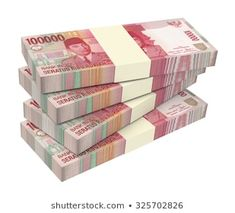 rupiah money isolated on white backgrou. - rupiah money isolated on white backgrou. -rupiah money isolated on white backgrou. Peach Clothes, 3d Photo, Franklin Mint, Wallets For Women, Black Backgrounds, Decorative Boxes, Money, Cool Stuff, Pink