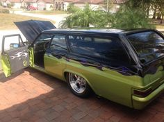 HOT ROD SHOW WAGON..SUPER NICE for Sale in HAINES CITY, FL | RacingJunk Classifieds #WagonWednesday