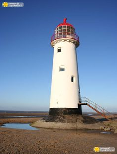 Wales Lighthouse