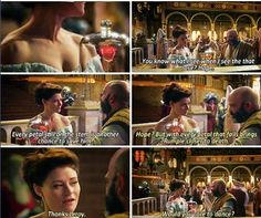 this leroy & belle scene reminded me of the scene they shared in the ep Dreamy
