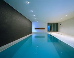 Villa F contemporary-pool   Katja Loewer