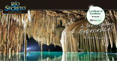 Río Secreto - Río Secreto could very well be one of the great wonders of the world. Come and experience this stunning underground river with thousands of dramatic stalactites and stalagmites.