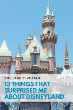 Are you planning a visit to Disneyland and Disney California Adventure? Some of these might surprise you too! Tips for the best rides, best character meet and greet, parades, evening activities, how to use FastPass, and how to get around to have an amazing visit to Disneyland.  Disneyland surprises | Disneyland Anaheim tips | Disneyland with kids | Disney California Adventure