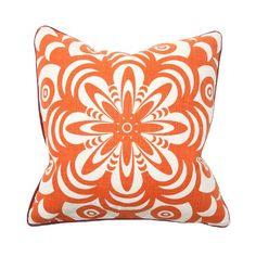 I pinned this Bohemian Chic Flower Burst Pillow from the Jill Sorensen event at Joss & Main!