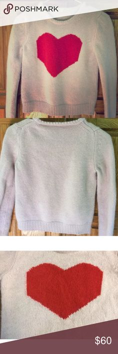 "Marc Jacobs Sweater, size small Small Pink sweater, 70% wool / 30% cashmere. See measurements: Shoulder down to waist is about 18""bicep area measure 4""wrist is 2.5""armpit to wrist is 16""bust is 16"", waist is 15"" - all measures across item while laying flat. Marc Jacobs Sweaters Crew & Scoop Necks"