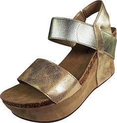 85d0412a4df Pierre Dumas Hester-1 Women s Wedge Sandal