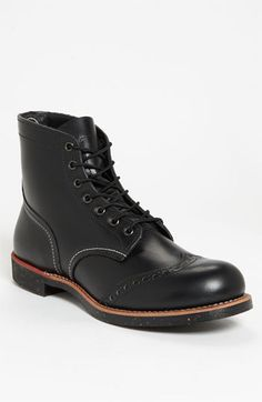 Red Wing 'Brogue Ranger' Wingtip Boot available at #Nordstrom