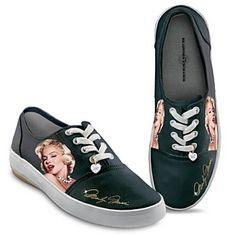 Marilyn Monroe Women's Shoes. I am OBSESSED with these shoes.