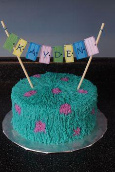 Monsters Inc.Cake