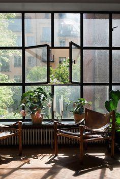 Trendenser.se - en av Sveriges största inredningsbloggar para ventanas vidrios rotos o ceiling arbol