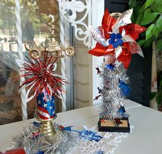 Penny's Vintage Home: Trophies for Memorial Day Activities