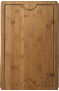 Large Bamboo Cutting Board with Groove - 17' x 11' Strong Wood Cutting Board by Red Panda Bamboo - LEARN MORE @ http://www.allaboutkitchenware.com/knives/101018/?ljv