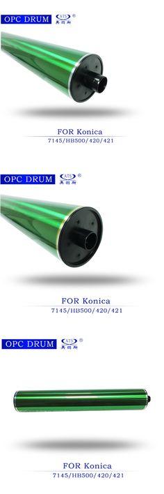 Bizhub c220 transfer belt for konica minolta bizhub c220 280 360 2pcs compatible opc drum for konica minolta bizhub k7145 bh500 copier spare parts machine photocopy fandeluxe Images