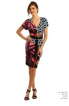 5b8026fb40d655 SIA (black) Leona Edmiston Leona Edmiston Dresses