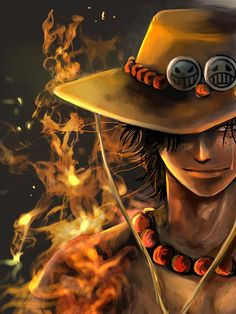 One Piece, Portgas D. Ace                                                                                                                                                                                 Plus
