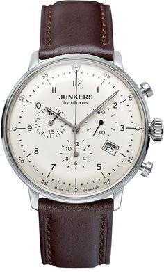 Junkers Watch Bauhaus ...repinned vom GentlemanClub viele tolle Pins rund um das Thema Menswear- schauen Sie auch mal im Blog vorbei www.thegentemanclub.de